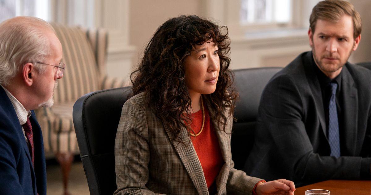 """Ex-""""Grey's Anatomy""""-Star: Sandra Oh erfindet sich für Netflix neu"""