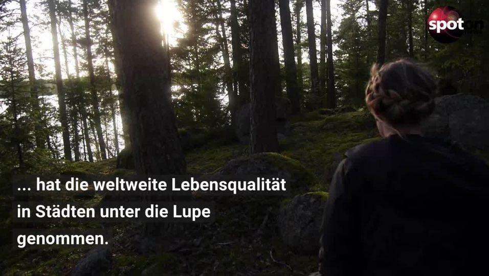 """""""Global Happiness Report"""": So glücklich sind die Deutschen"""