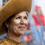 Máxima der Niederlande: Wie Rotkäppchen: Ihr Prinsjesdag-Look ist märchenhaft