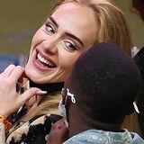 Adele - Wow-Auftritt im Leder-Look – an der Seite ihres Freundes!