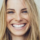 Gesunde Zähne Lächeln