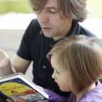 Lesen lernen durch Vorlesen Studie