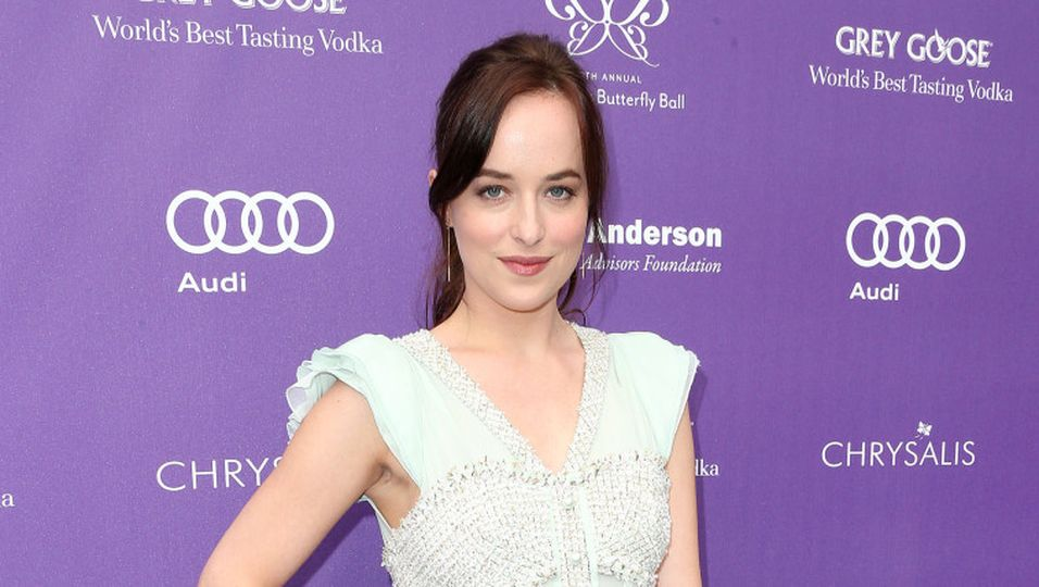 """""""Shades of Grey"""" - Spielt Dakota Johnson die 'Anastasia Steele'?"""
