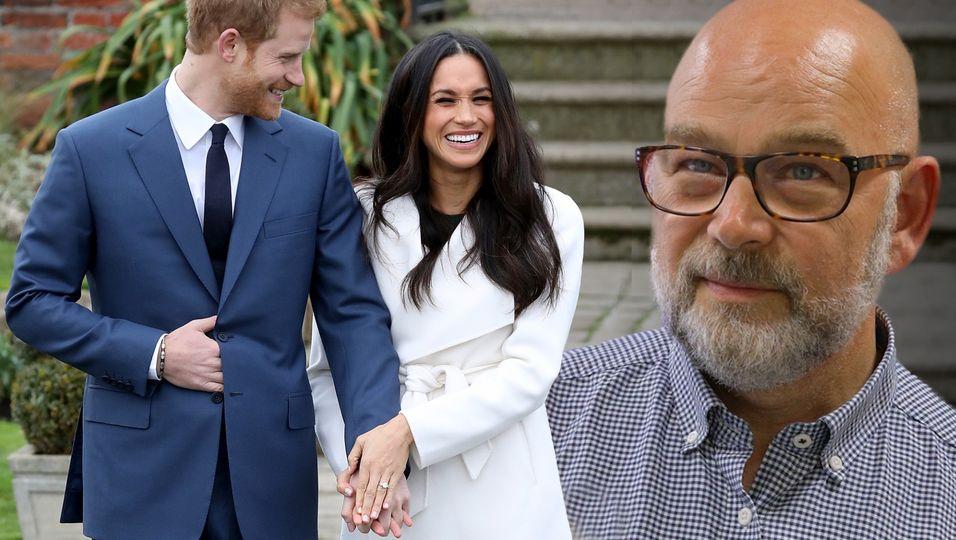 """Meghan Markle & Prinz Harry - Royal-Fotograf: """"Sie halten ständig Händchen – das macht es schwer für uns"""""""