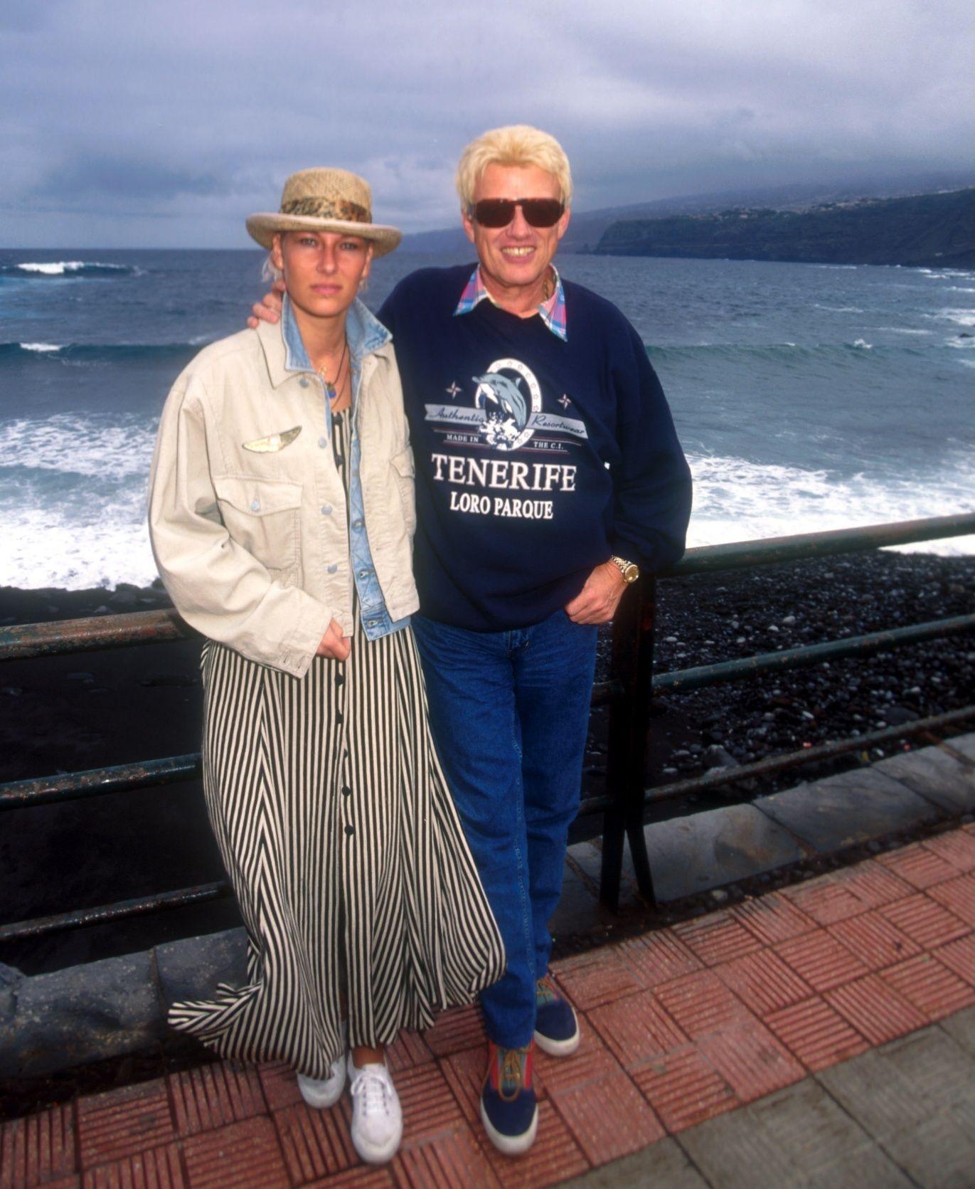 Heino und seine Tochter Petra Bell