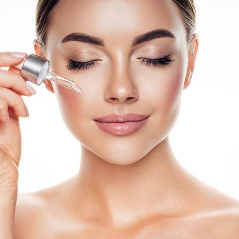 Kampfansage an die Fältchen: Serum statt Botox