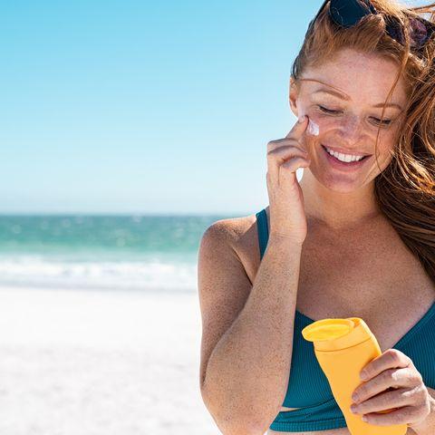 Diese leichte Sonnencreme ist alles, was wir für den Sommer brauchen