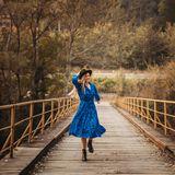 Mit 6 Kleidern von Amazon in den Herbst