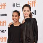 Maddox Jolie-Pitt, Angelina Jolie