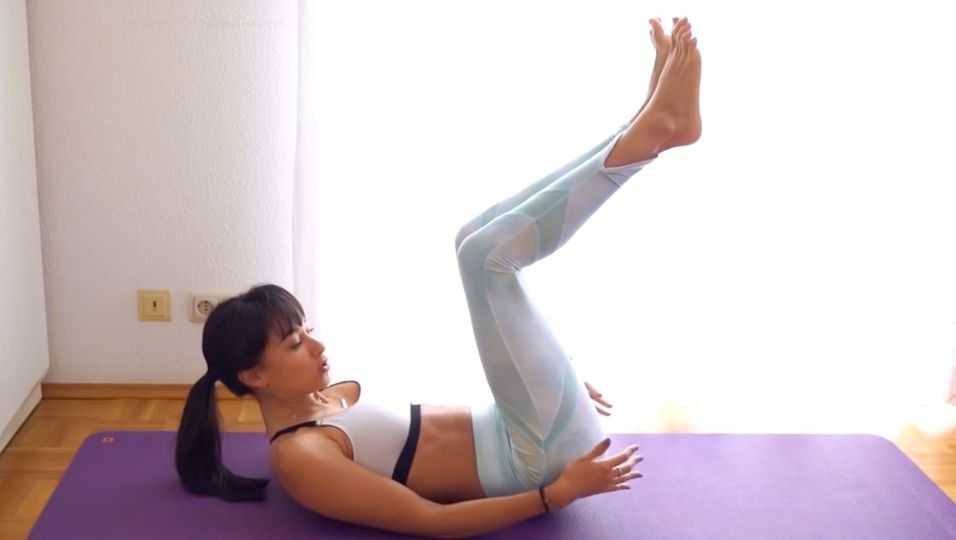 Workout: Bauchfett verlieren