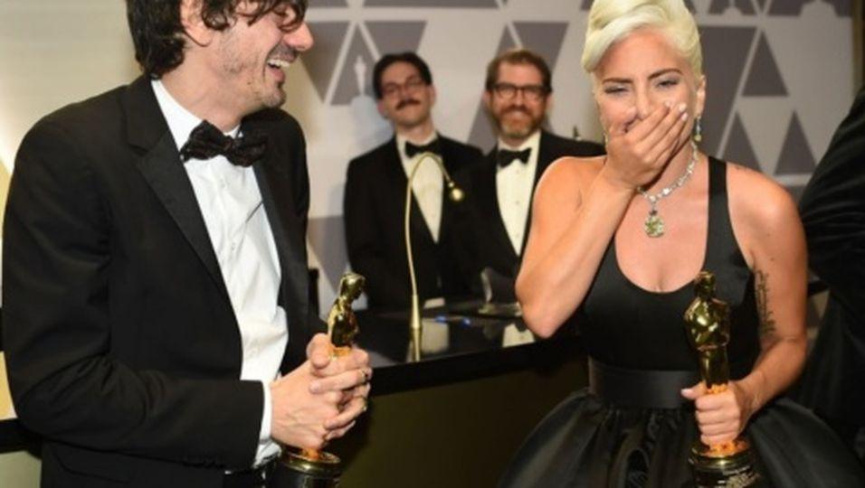 So emotional waren die Oscars für Lady Gaga