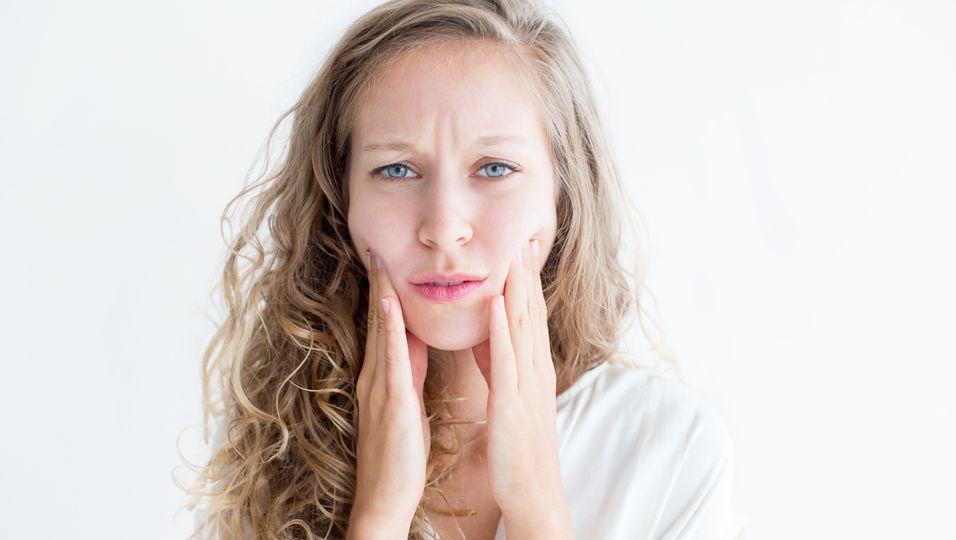 Haut trocken Nährstoffe Mangel