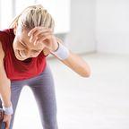 Workout, Fitness, Theraband, Gymnastikband