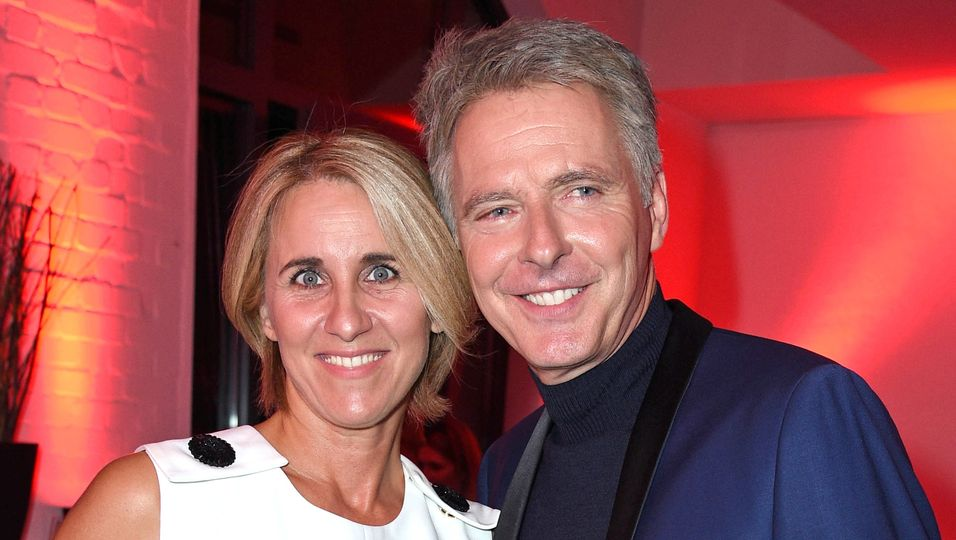 Silvester-Show statt Familienidylle: Seine Frau Irina hält ihm den Rücken frei