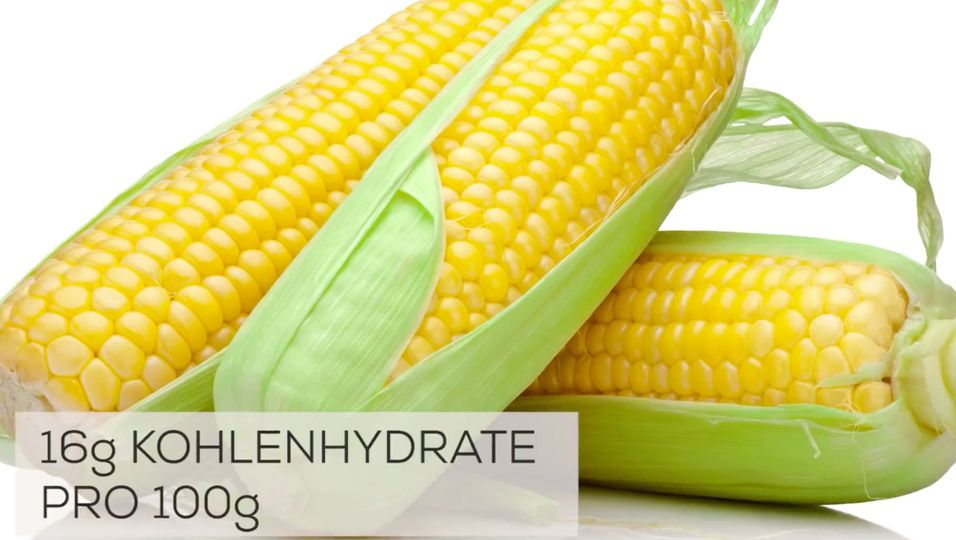 Diese Lebensmittel enthalten viele Kohlenhydrate