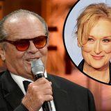 Jack Nicholson - Geheime Affäre mit Meryl Streep?