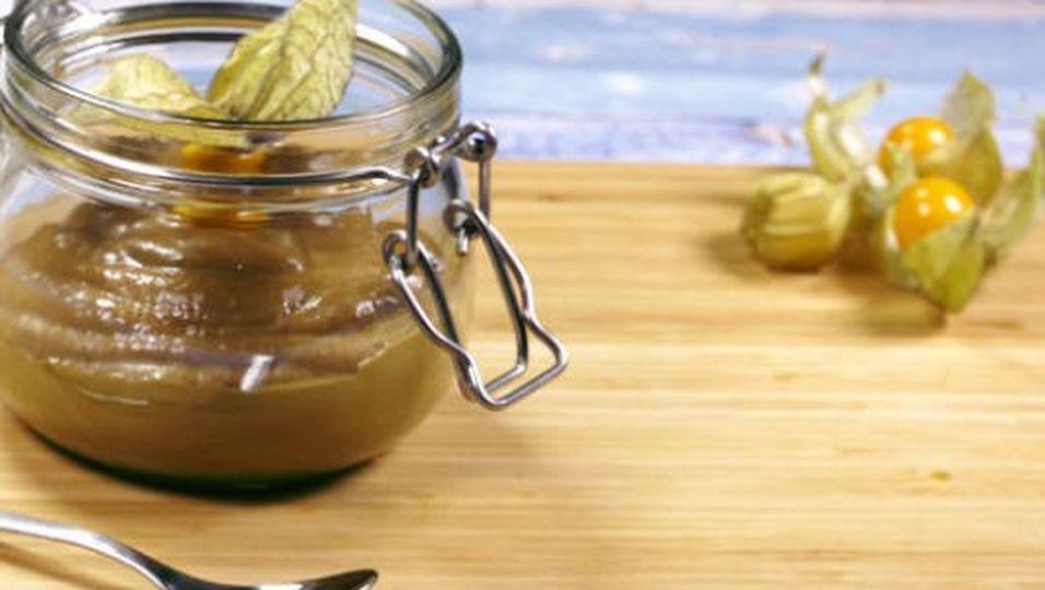 Rezept: Low-Carb-Schoko Dessert