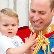 Prinz Louis & Prinz William - Papa William teilt ein süßes Detail über ihn