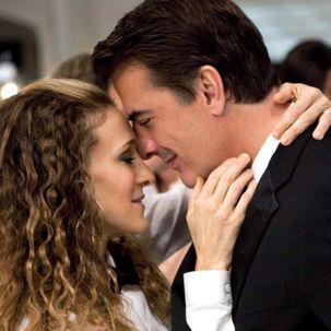 Carrie und Mr. Big