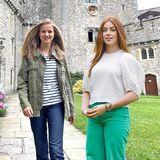 Leonor von Spanien & Alexia der Niederlande: Das machen sie in Wales