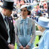 Herzogin Kate - Zweifel der Queen! Darum sollte die Verlobung mit William verschoben werden