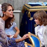 Madeleine von Schweden, Alexander von Schweden