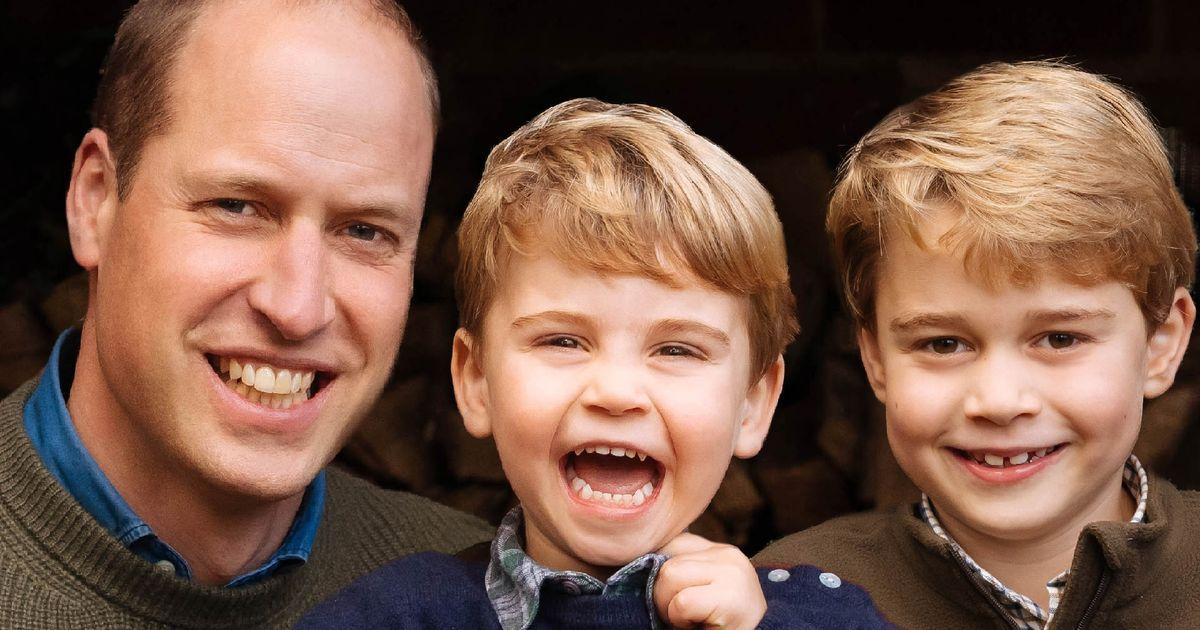 Prinz Louis: Papa William teilt ein süßes Detail über ihn