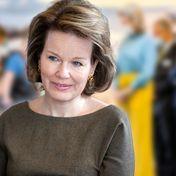 Mathilde von Belgien: Pure Extravaganz! Diese Hose hätten wir von ihr nicht erwartet