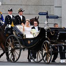 Crown Princess Victoria;Prince Daniel