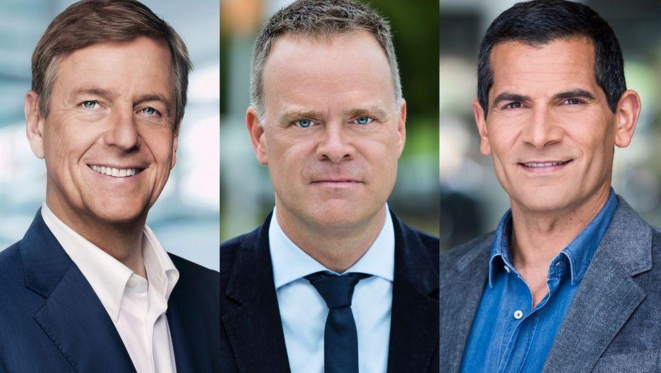 "ZDF-""heute journal"": Christian Sievers folgt auf Claus Kleber"