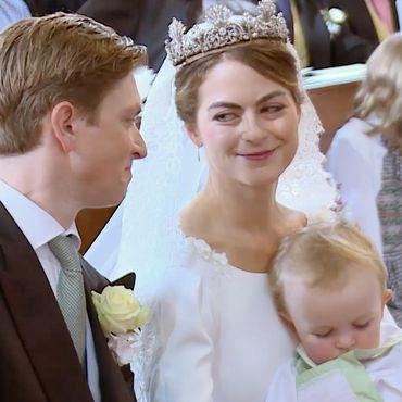 Reichsgräfin Maria-Anna Goess: Hochzeit wie im Märchen! Doch dann fehlten die Ringe