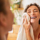 Mit diesem 2-in-1 Cleansing Balm wird das Abschminken zum Pflegeritual