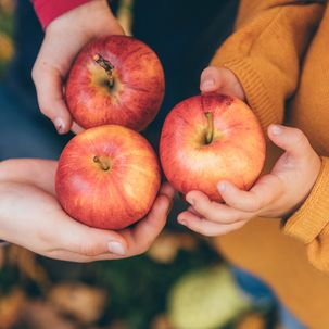 Apfeldiät, Apfel gesund, Apfel abnehmen