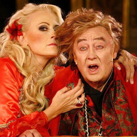 Sie wollte nicht für immer nur eine TV-Blondine sein und versuchte sich auch als Theaterschauspielerin.