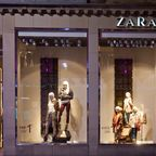 Studie Zara Shopping