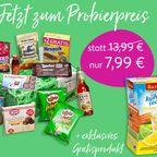 6 € günstiger: In dieser Box werden dir absolute Food-Neuheiten geliefert!