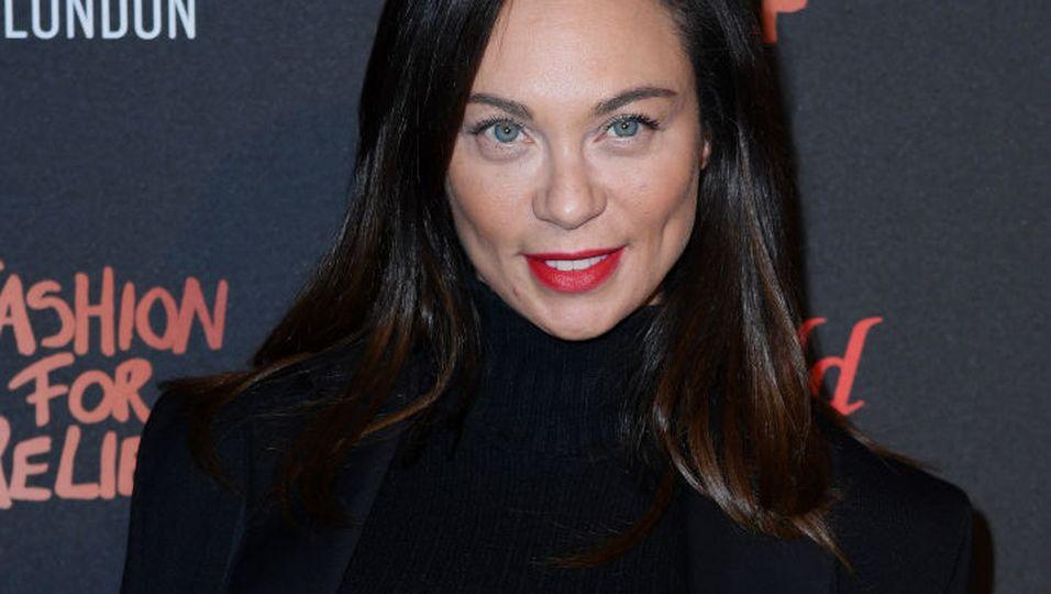 Lilly Becker in London November 2019
