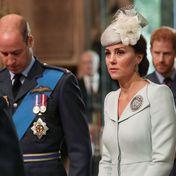 Prinz William & Prinz Harry, Herzogin Kate