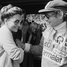 Niki Lauda - Stationen seines Lebens