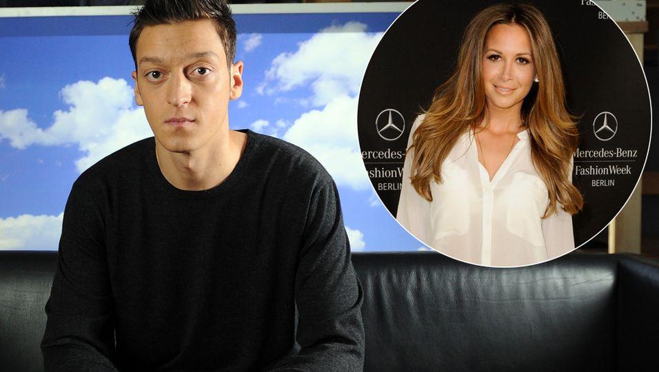 Mesut Özil | Mandy Capristo hat fiesen Jetlag