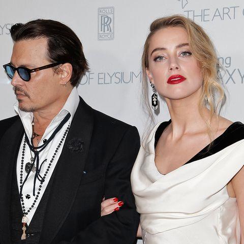 Ein eigenwilliges Glamour-Paar: Zwischen Johnny Depp und Amber Heard liegen 23 Jahre Lebenserfahrung