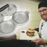 Burger-Tricks für daheim: Burger grillen: Chefkoch verrät die besten Tricks