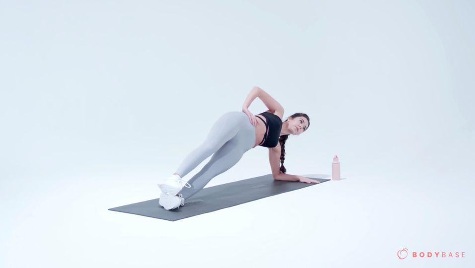 Bauchübung 1 - Side Planks
