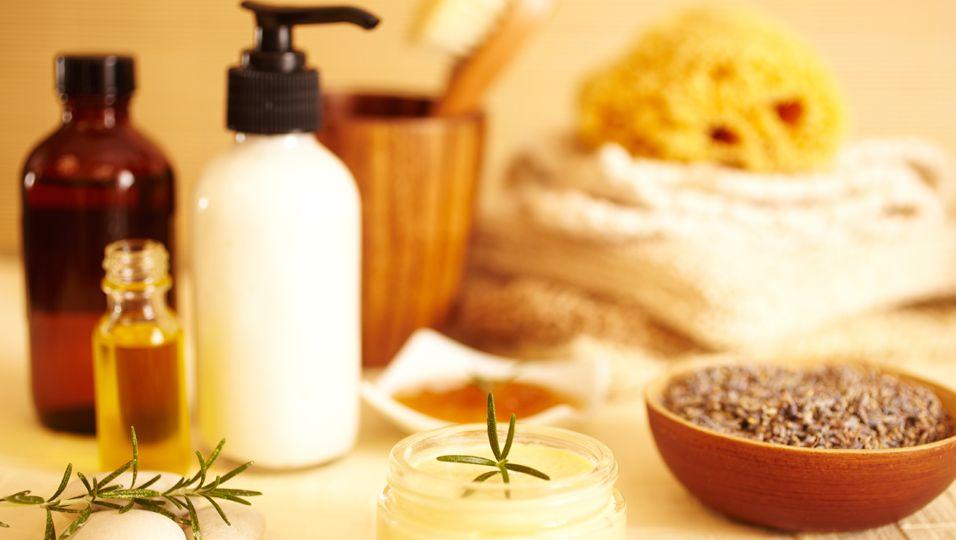 Fermentierte Beautyprodukte