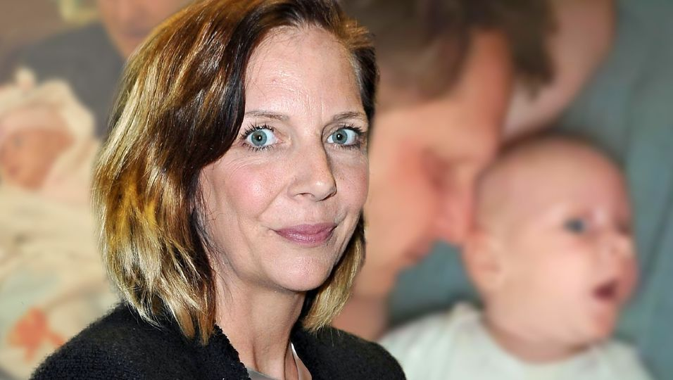 Rührende Fotos zu Jens' (†49) Todestag: So fürsorglich ging er mit seinen Kids um