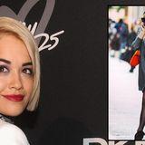 Rita Ora - Rapunzelhaar dank blonder Extensions