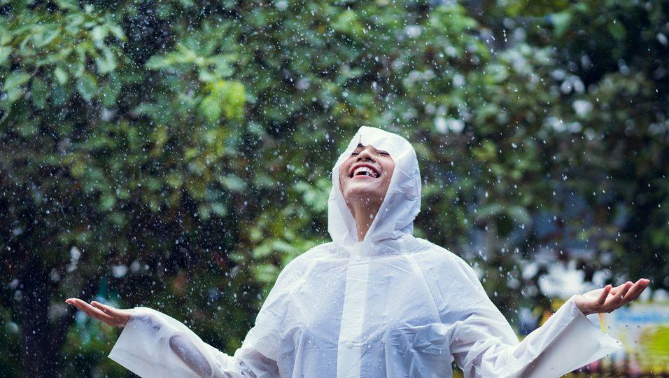 Die schönsten Regenmäntel