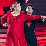 Ilka Bessin bei Let's Dance