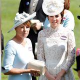 Herzogin Kate, Carole Middleton