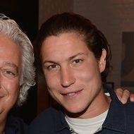 Vito Schnabel und Vater